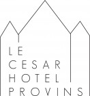 Logo de l'établissement Le César Hôtelhotel logo