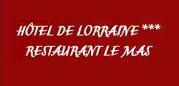 Logo de l'établissement Hôtel de Lorrainehotel logo