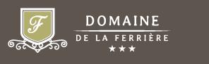 Logo de l'établissement Château de la Ferrièrehotel logo
