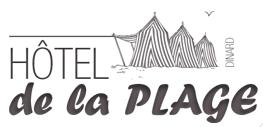 Logo de l'établissement Hôtel de la Plagehotel logo