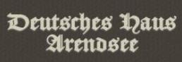 Flair Hotel Deutsches Haus Hotel Logohotel logo