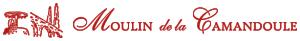 Logo de l'établissement Le Moulin de la Camandoulehotel logo