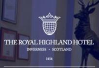 ROYAL HIGHLANDHOTEL hotel logohotel logo
