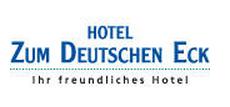 Hotel Zum Deutschen Eck Hotel Logohotel logo