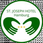 St. Joseph Hotel Hamburg Reeperbahn St. Pauli Kiez logotipo del hotelhotel logo