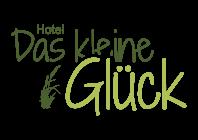 Hotel Das kleine Glück Hotel Logohotel logo