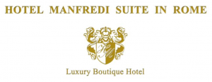 Logótipo do hotel Hotel Manfredi Suite in Romehotel logo