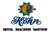 Hotel Brauerei Gasthof Höhn Hotel Logohotel logo