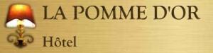 Logo de l'établissement La Pomme d'orhotel logo
