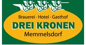 Hotel & Brauereigasthof Drei Kronen Hotel Logohotel logo