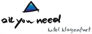 AllYouNeed Hotel Klagenfurt Hotel Logohotel logo
