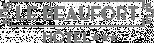Hotel le Beaufort Saint Malo hotel logohotel logo