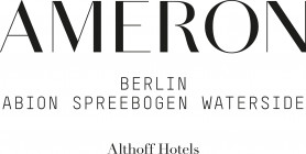 AMERON Berlin ABION Spreebogen Waterside hotel logohotel logo