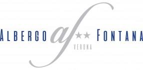 Albergo Fontana Verona hotel logohotel logo