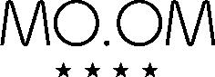 logo hotel MO.OM Hotelhotel logo