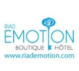 Logo de l'établissement Riad Emotion Boutique Hotelhotel logo