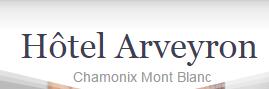 Logo de l'établissement Hotel De L'Arveyronhotel logo