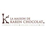 Logo de l'établissement La Maison De Karen Chocolathotel logo