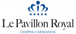Camping le Pavillon Royal hotel logohotel logo