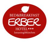 BED&BREAKFAST Hotel Erber Hotel Logohotel logo