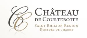 Logo de l'établissement Château de Courtebottehotel logo