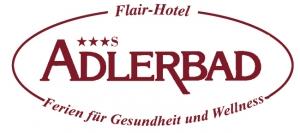 Flair Hotel ADLERBAD Hotel Logohotel logo