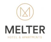 Melter Hotel & Apartments hotel logohotel logo