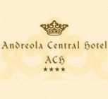 Andreola Central Hotel شعار الفندقhotel logo