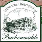 Hotelgasthof Buchenmühle Hotel Logohotel logo
