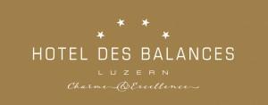 Hotel des Balances Hotel Logohotel logo