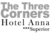 The Three Corners Hotel Anna *** superior hotel logohotel logo