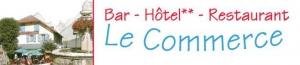 Le Commerce hotel logohotel logo