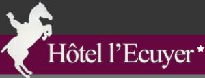 Logo de l'établissement Hôtel l'Ecuyerhotel logo