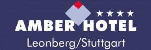 AMBER HOTEL Leonberg/Stuttgart Hotel Logohotel logo
