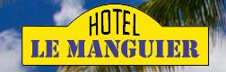 Hôtel Le Manguier hotel logohotel logo