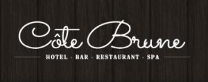 Logo de l'établissement Hôtel Côte Brunehotel logo