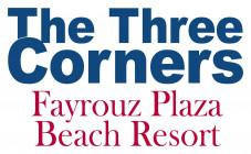 The Three Corners Fayrouz Plaza Beach Resort***** hotel logohotel logo
