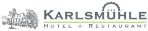 Hotel+Restaurant Karlsmühle Hotel Logohotel logo