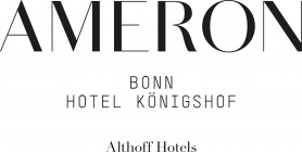AMERON Bonn Hotel Königshof Hotel Logohotel logo