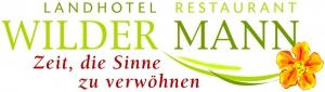 Landhotel Restaurant Wilder Mann hotel logohotel logo