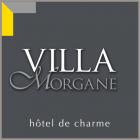 Logo de l'établissement Hôtel Villa Morganehotel logo
