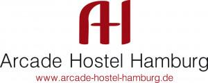 Arcade-Hostel Hamburg Hotel Logohotel logo