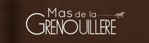 Logo de l'établissement Mas de la Grenouillèrehotel logo