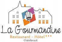 Logo de l'établissement La Gourmandinehotel logo