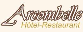 Hôtel Arcombelle ホテル ロゴhotel logo