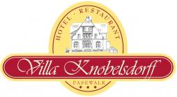 Villa Knobelsdorff Hotel Logohotel logo