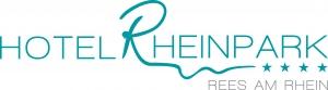 Hotel Rheinpark Rees Hotel Logohotel logo