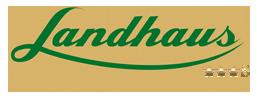 Landhaus Café Restaurant & Hotel Hotel Logohotel logo