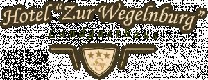 Hotel Landgasthaus Zur Wegelnburg Hotel Logohotel logo