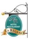 Logo de l'établissement La Régencehotel logo